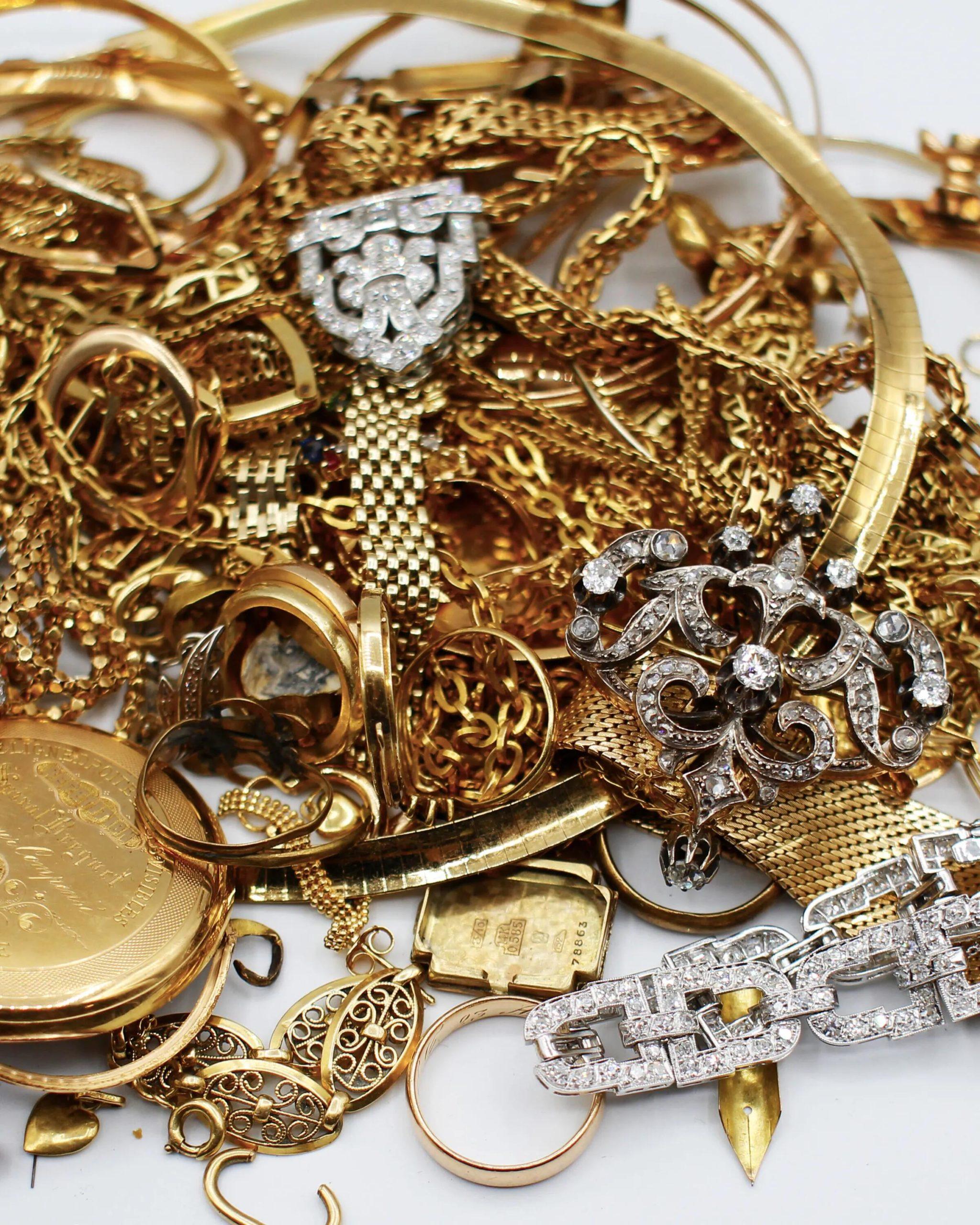 lot bijoux
